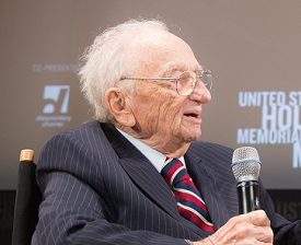 Ben Ferencz discusses his lifetime work pursuing international justice and his hopes for the next generation.