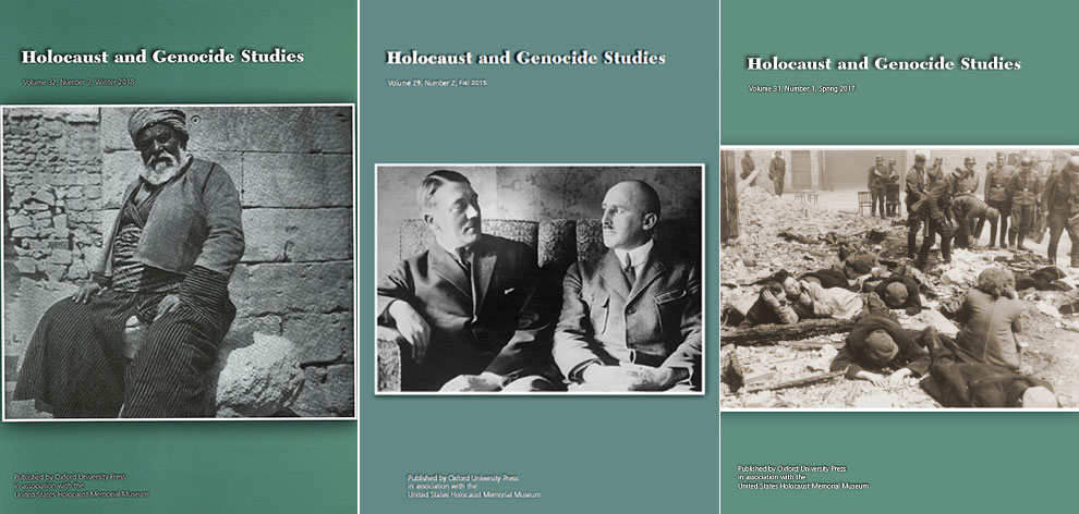 <em>Holocaust and Genocide Studies</em> Journal