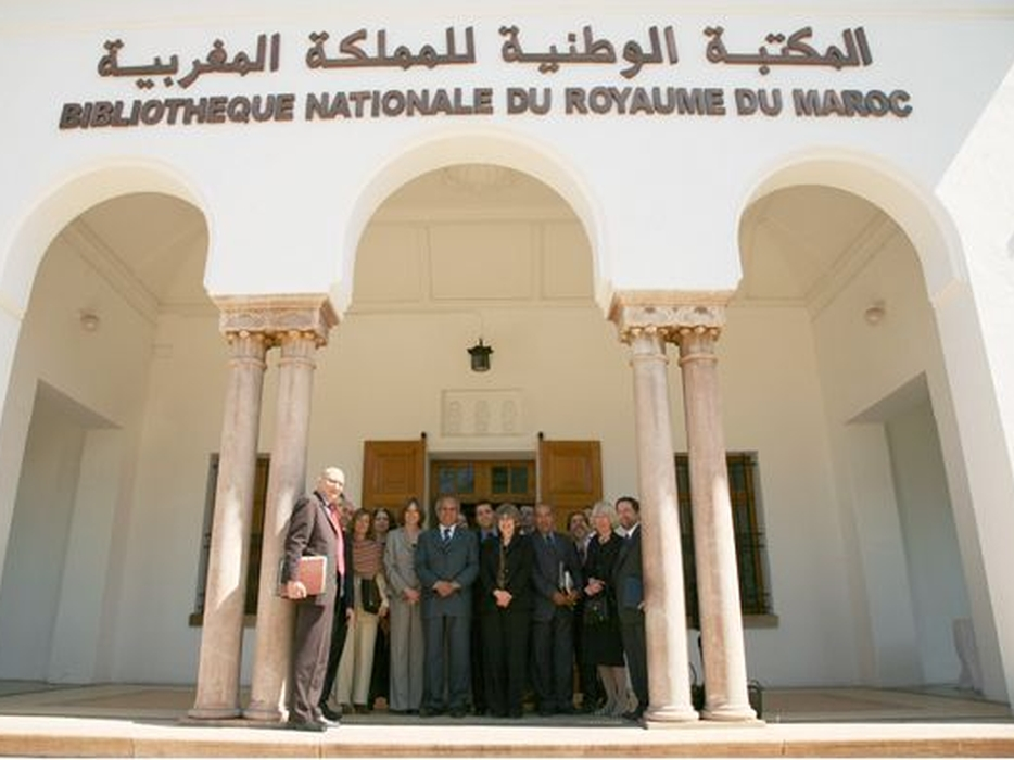 The Museum and the National Library of the Kingdom of Morocco sign an archival agreement transferring thousands of pages of documents related to the wartime life experiences of Morocco's Jewish population.