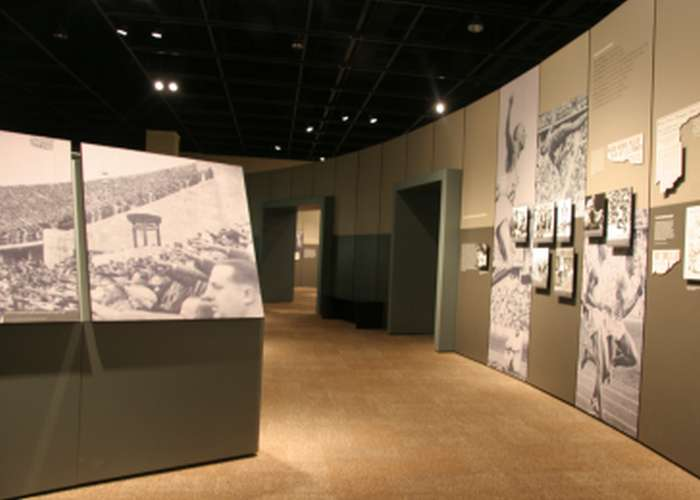 Exhibition installed at the Minnesota Historical Society in St. Paul.