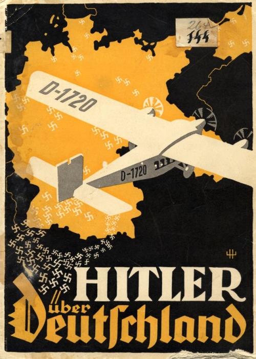 Hitler über Deutschland
