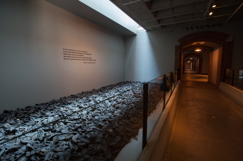 Gallery For > Holocaust Memorial Museum Exhibits