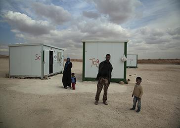 Zaatari is now the second-largest refugee camp in the world and the fourth largest city in Jordan.