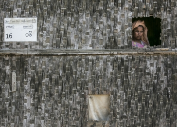Rohingya have little access to livelihoods and cannot return to the jobs they held before the 2012 violence.