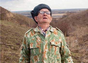 "Eyewitness Viktor M saw a mass grave after a massacre in the Krasnodar region. In his words: ""I saw corpses. There were people who were only wounded…. There were children and adults, whole families. They shot everybody. Nobody was spared."""