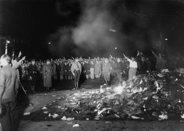 Fighting the Fires of Hate: America and the Nazi Book Burning