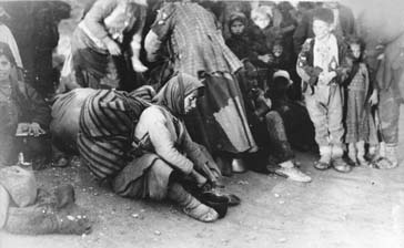 Armenian Refugees. Ottoman Empire, 1918–1920.