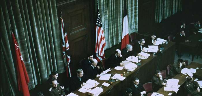 The International Military Tribunal