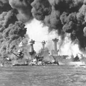 United States Declares War on Japan