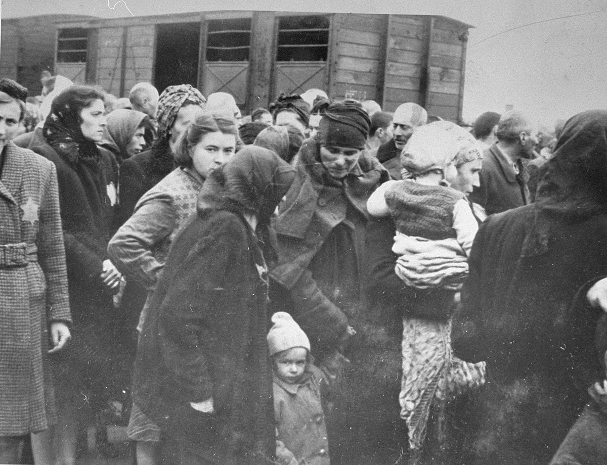 What Conditions Made the Holocaust Possible?