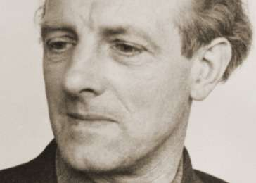 Joop Westerweel was achoolteacher executed by the Nazis for helping Jews escape from the Netherlands.