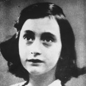 character sketch of anne frank in 100 words