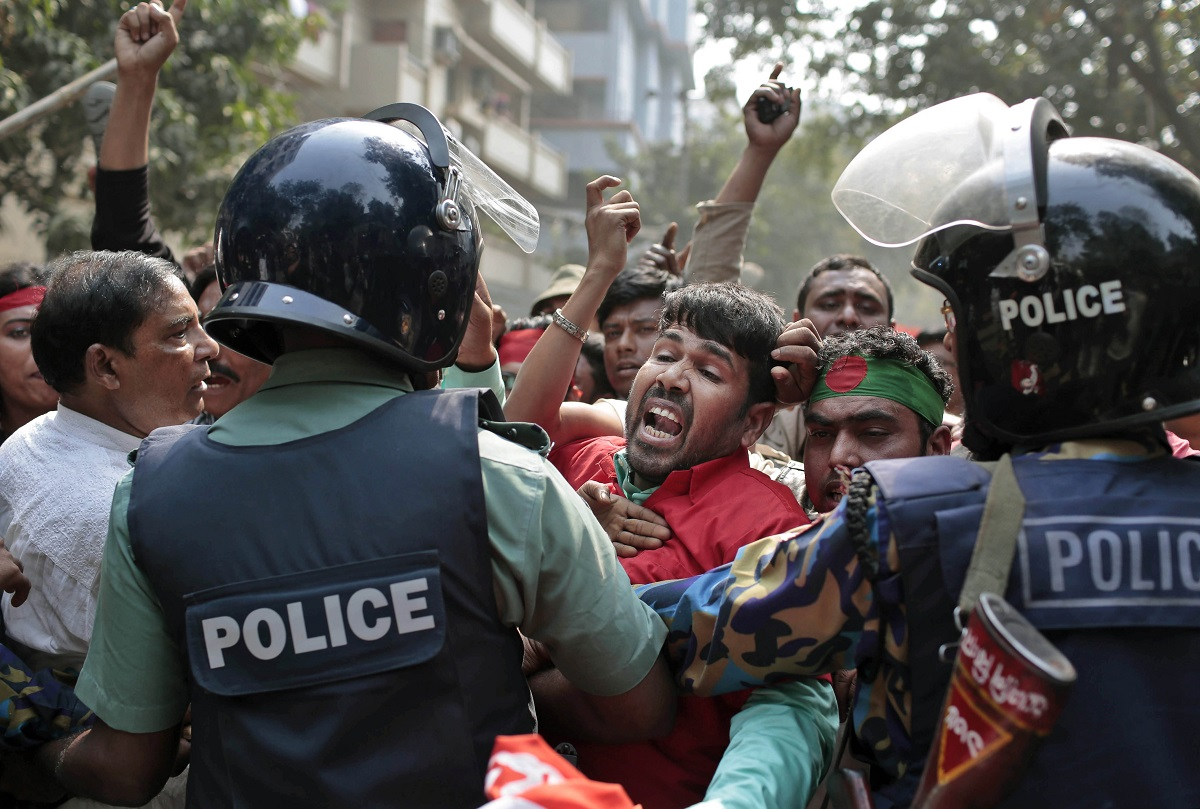 Scenarios of Mass Killing Did Not Occur in Bangladesh's 2018 Elections