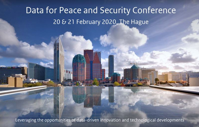 Data for Peace and Security Conference