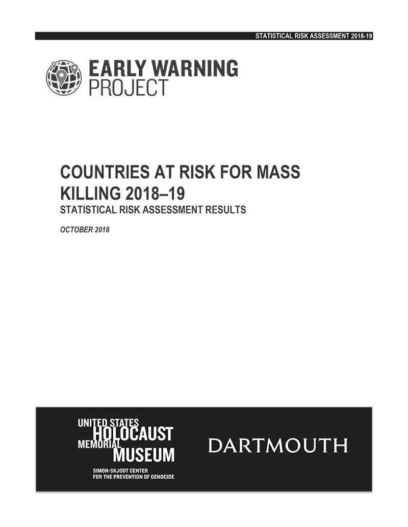 Reports from the Early Warning Project