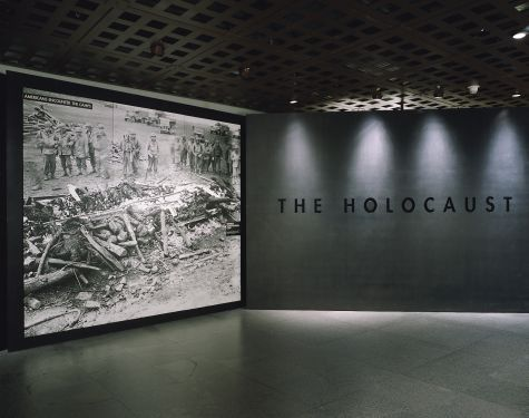 Permanent Exhibition: The Holocaust