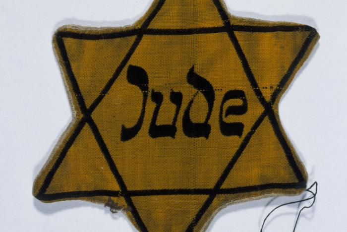 jewish badge � united states holocaust memorial museum