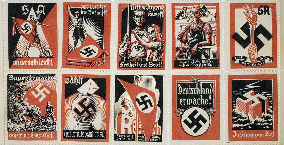 Learn the meanings of Nazi symbols and terms