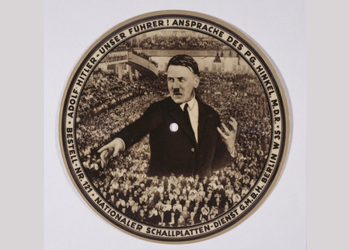 National Recording Service Adolf Hitler—Our Leader!