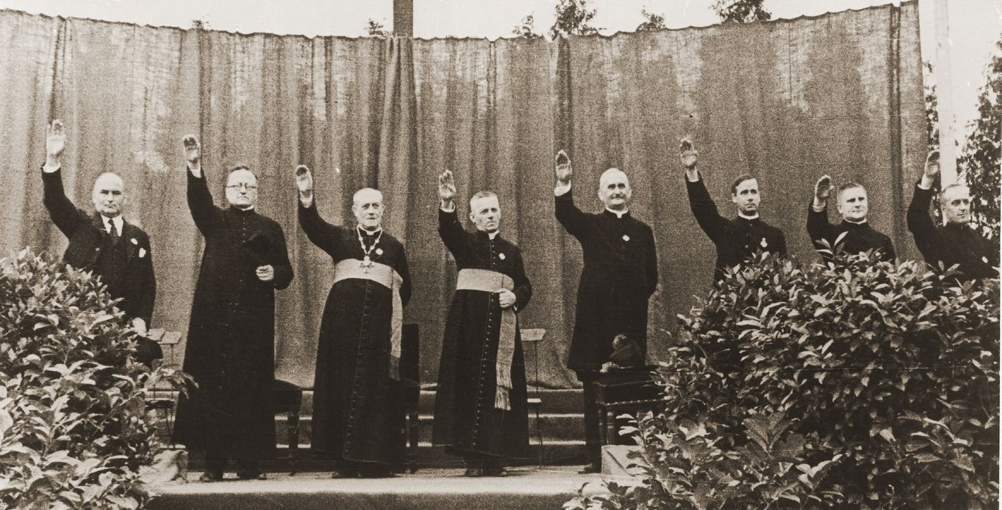 What Did Faith Communities Stand For? Doctrine and Deed in Nazi Europe