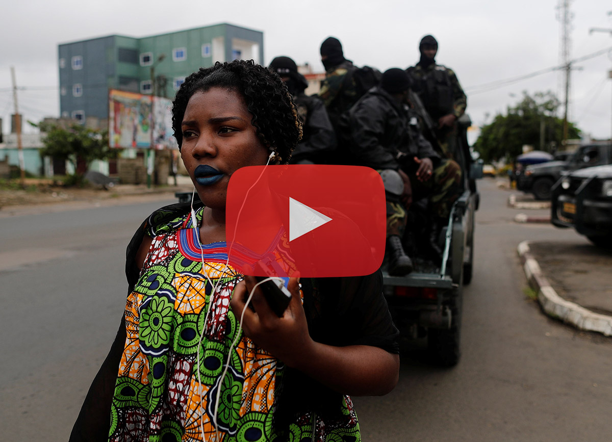 Video: Risk of Mass Atrocities in Cameroon