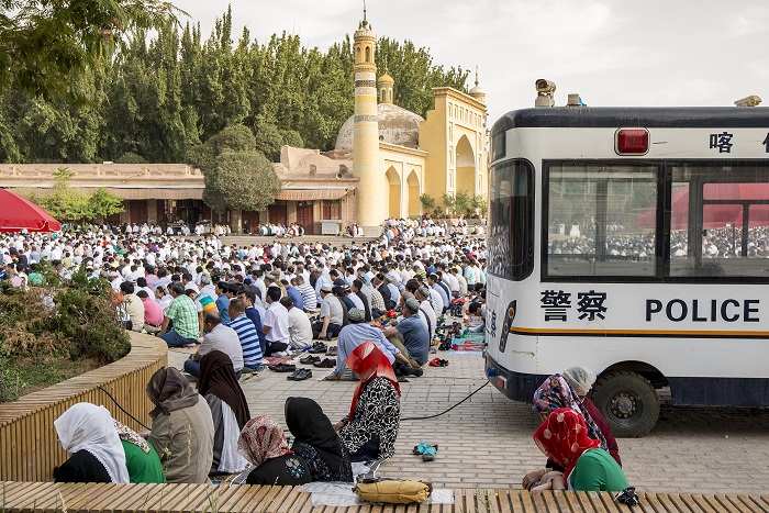 Persecution of the Uyghurs