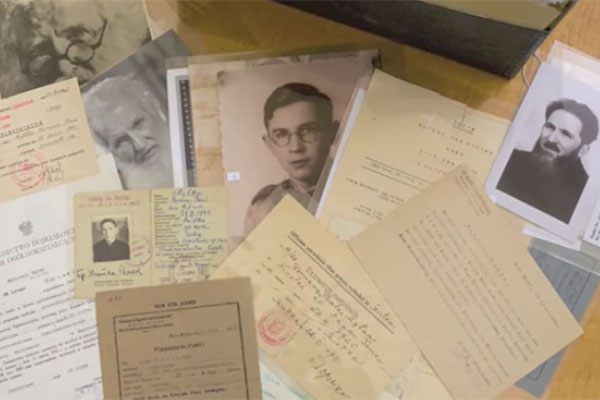 One Survivor, Two Identities: The Kurt Lewin Collection
