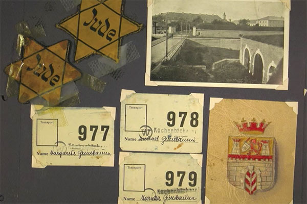 Surviving Theresienstadt: The Michael Gruenbaum Collection