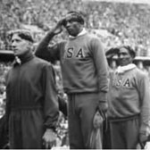 The Nazi Olympics: African American Athletes