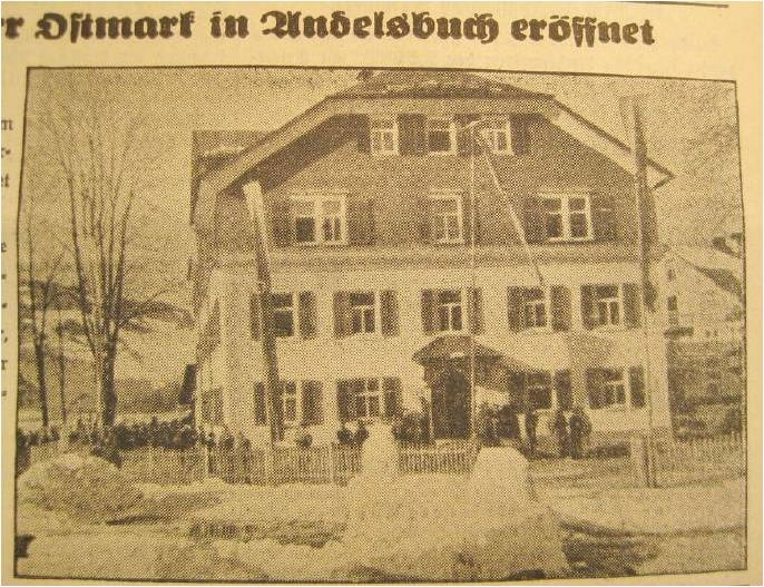News p.2 of Nazi and Hitler Youth leaders associated with opening the school Training at a Hitler Youth camp