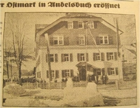 News p.2 of Nazi and Hitler Youth leaders associated with opening the school Training at a Hitler Youth camp  Click to enlarge