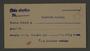 Prescription voucher form from the Kovno ghetto
