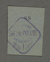 1995.89.184 front Ticket  Click to enlarge