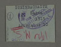 1995.89.184 back Ticket  Click to enlarge