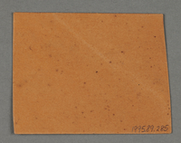 1995.89.285 back Work assignment slip from the Kovno ghetto  Click to enlarge