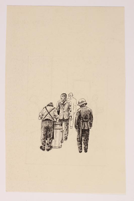 2012.483.22 front Ink sketch