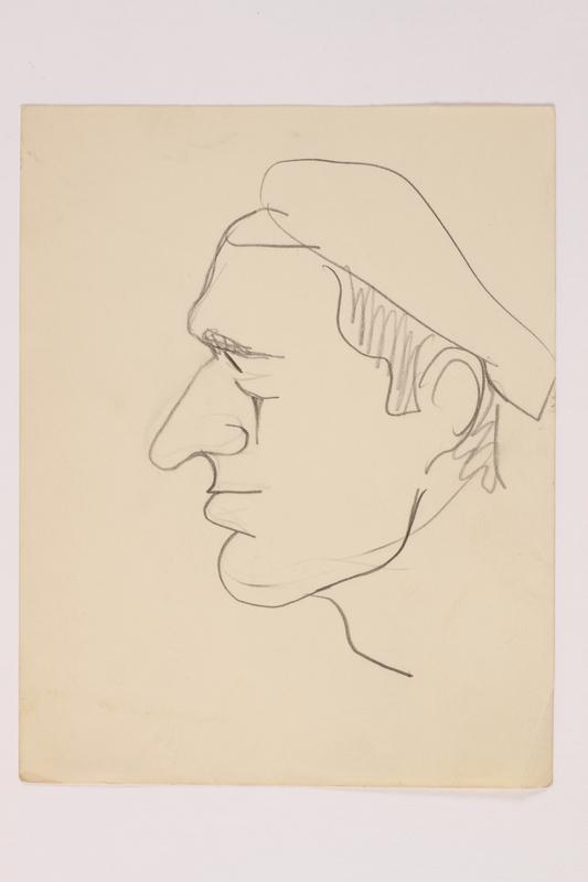 2012.483.40 front Pencil sketch