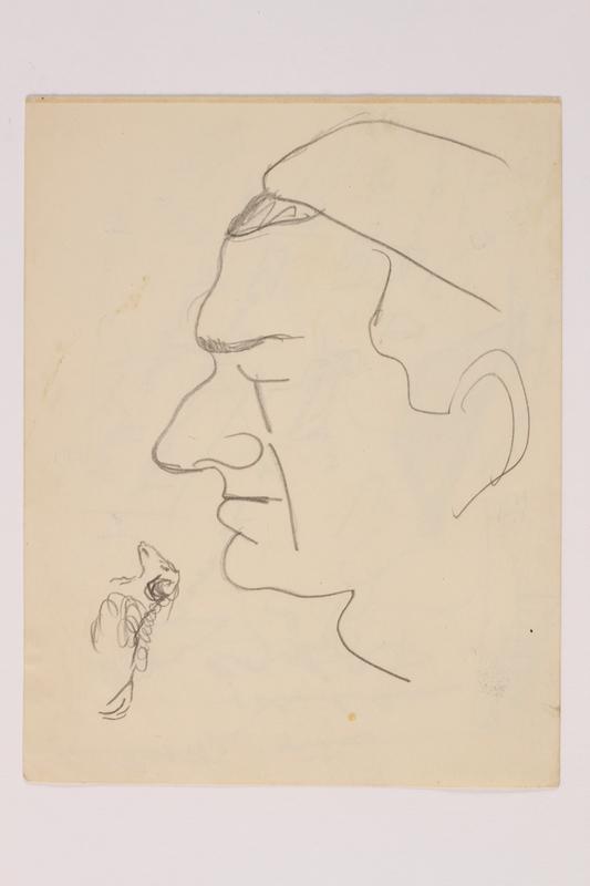 2012.483.41 front Pencil sketch