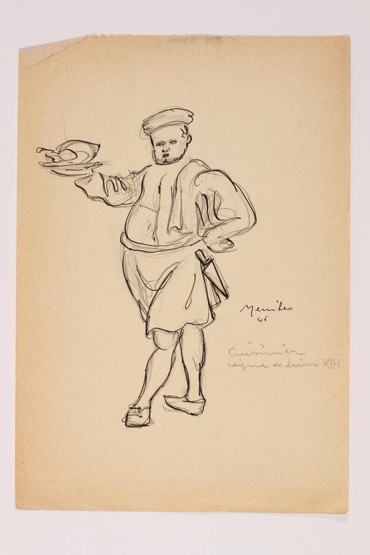 2012.483.45 front Ink sketch