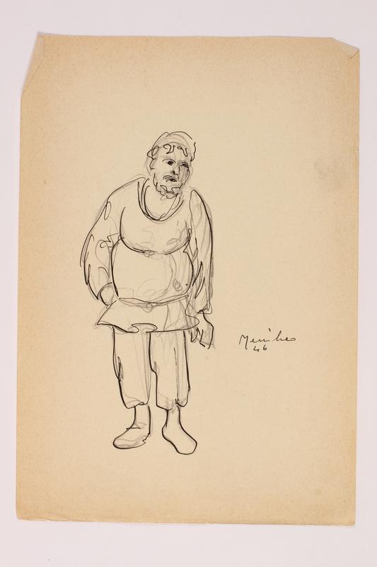 2012.483.48 front Ink sketch