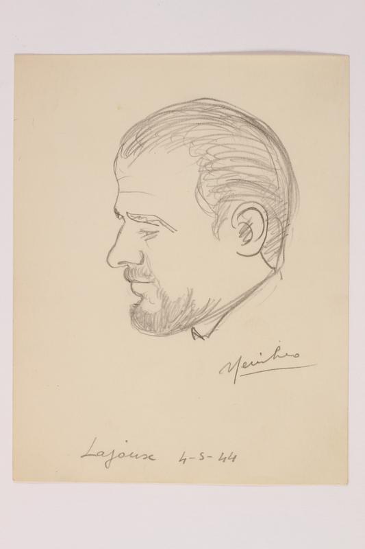 2012.483.56 front Pencil sketch