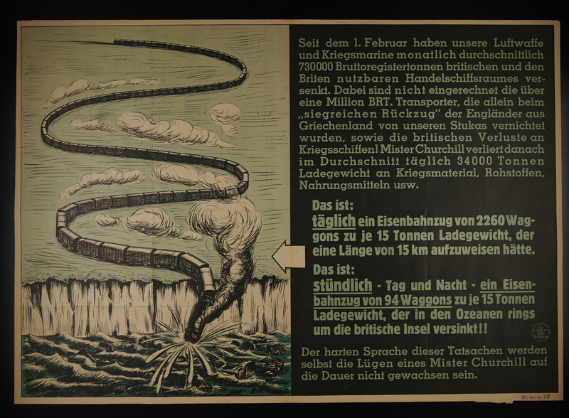 1995.96.124 front Nazi propaganda poster