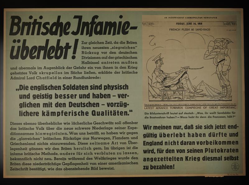 1995.96.129 front Nazi propaganda poster