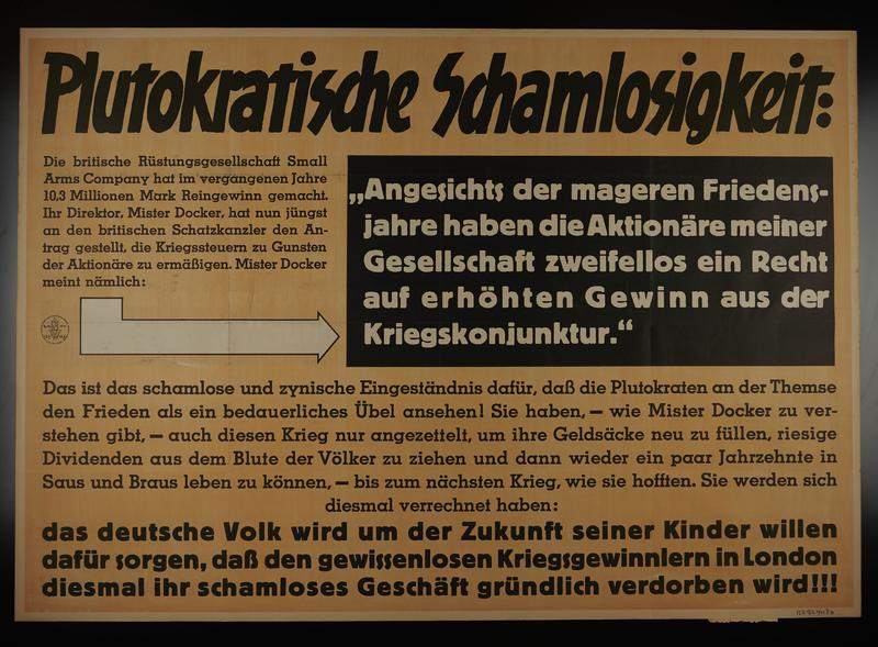 1995.96.137 front Nazi propaganda poster