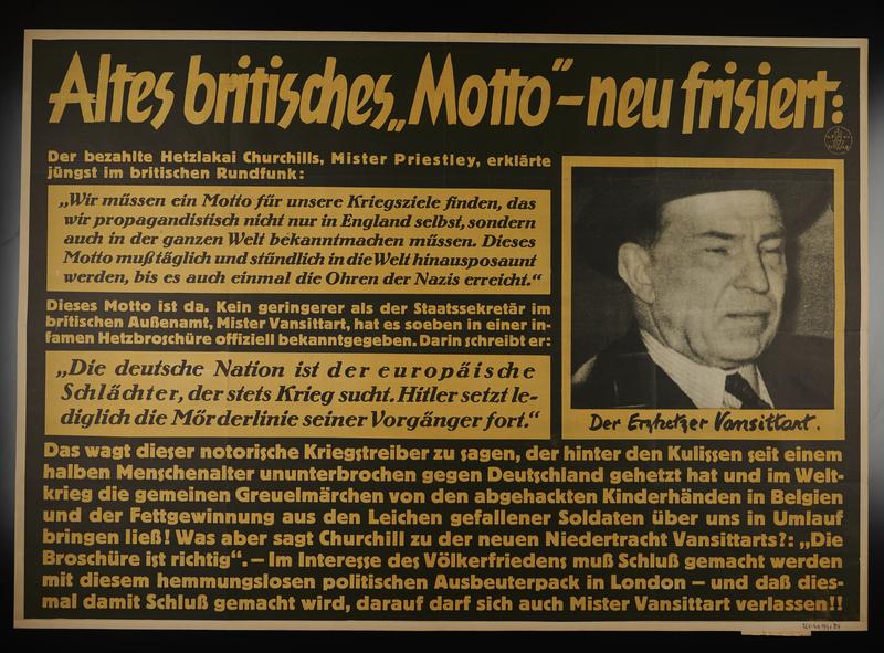 1995.96.139 front Nazi propaganda poster