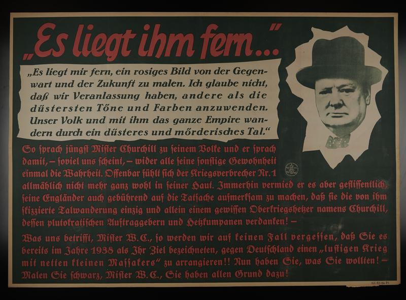 1995.96.141 front Nazi propaganda poster