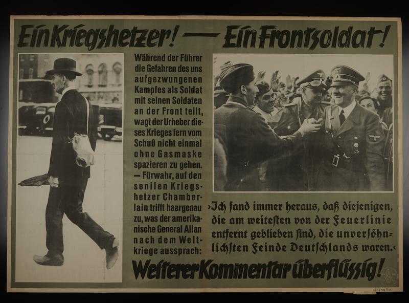 1995.96.152 front Nazi propaganda poster