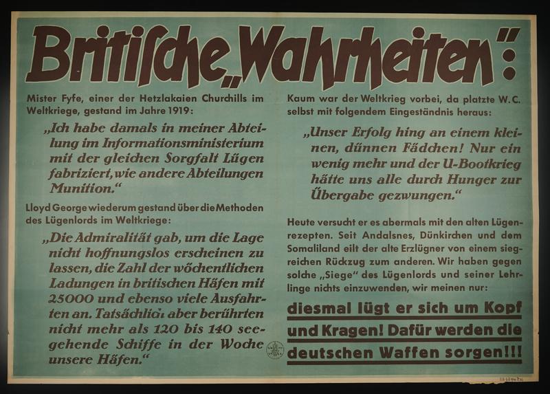 1995.96.17 front Nazi propaganda poster