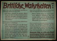 1995.96.17 front Nazi propaganda poster  Click to enlarge