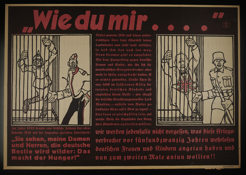 1995.96.18 front Nazi propaganda poster